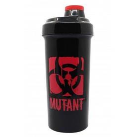 Шейкер Mutant, 750 мл - чорний