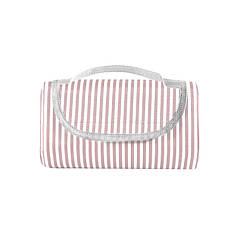 Коврик для пикника и кемпинга складной Lesko Shanpeng Njb-001 Розовая Полоса 150*200 см каремат