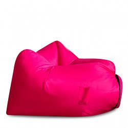 Надувное кресло-лежак Reswing Ламзак Armchair (Lamzac Standart) Розовый