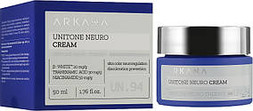 Unitone Neuro Cream - Крем для борьбы с пигментацией, 50 мл