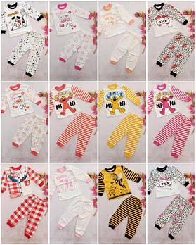 Пижама для малышей  Р.р 1-3 года