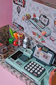 Каса електронна дитячий магазин 888 H сіра