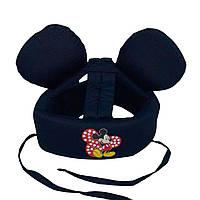 """Противоударный шлем для малыша """"Микки"""""""