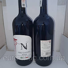 Вино сухое красное Nero D'Avola  Неро Давола Имперо 1,5 л 11.5%