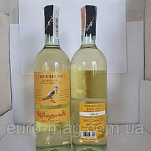 Вино Требиано Trebbiano Rubicone Roccagrande 0.75 11%