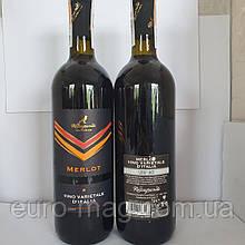 Вино Merlot 0.75 11.5 % Roccagrande Мерло
