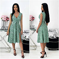 Літнє жіноче плаття міді АА/-111440