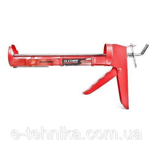 Пістолет для герметика каркасний Stark 225 мм