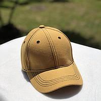 Детская кепка FOR YOU (желтый)