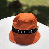 Детская панама PERFECTLY (оранжевый)