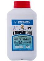 Хлорантоин - хлорактивное, дезинфекционное средство с моющими эффектом