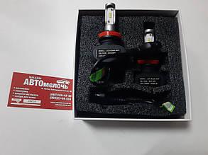 Лампа LED радиатор H11 12-24V 6000K к-т