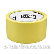 Малярська стрічка Stark стандарт жовта 48х20м