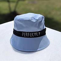 Детская панама PERFECTLY (голубой)