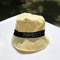 Детская панама PERFECTLY (желтый)