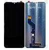 Дисплей (экран) для Motorola XT2081-1 Moto E7 Plus/XT2083-3 Moto G9 Play + тачскрин, черный
