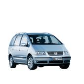 Volkswagen Sharan I 2000