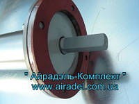 Колонка управления задвижками с ручным приводом тип КР