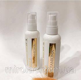 Солнцезащитное молочко для тела Sunscreen Milk SPF15 Nika Zemlyanikina