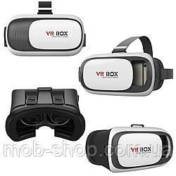Очки виртуальной реальности VR Box 3D Glasses с пультом 3Д шлем виртуальной реальности для смартфона