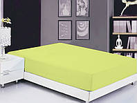 ТМ TAG Простынь на резинке (160х200х20) Sunny Lime