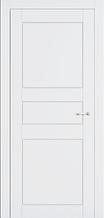 Двери Ницца ПГ. Полотно + коробка + 1 компл. наличников, крашенные, серия Allure