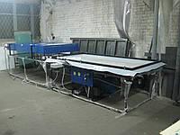 Термовакуумный пресс для мдф Харьков