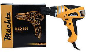 Шуруповерт электрический Mächtz MED-650