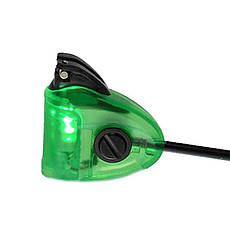 Свингер електронный CarpZone Illuminated Swinger green