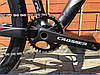 Карбоновий Велосипед Crosser Genesis 29 Carbon (18) гідравліка Deore, фото 2