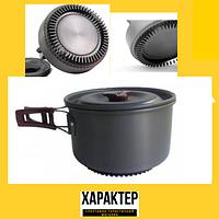 Fire Maple котелок з теплообменным элементом - экономит расход топлива, сокращает время закипания