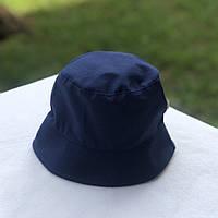 Детская легкая панама Makko (синий)