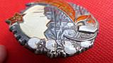 Орден Трудового Красного Знамени Таджикской ССР №214 серебро копия, фото 5