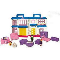 Домик для кукол 6604