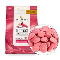 Бельгийский шоколад Руби RUBY BARRY CALLEBAUT ( Барри Каллебаут), 100 грамм