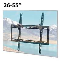 Кронштейн настенное крепление для телевизора V5 держатель для ТВ 26 28 30 32 40 42 43 46 50 55 дюйма