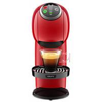 Капсульна кавоварка еспресо Krups Genio S Plus (Red)