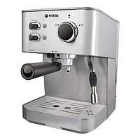 Ріжкова кавоварка еспресо Vitek VT-1515