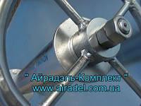 Колонки управления задвижками  с ручным приводом  тип КР