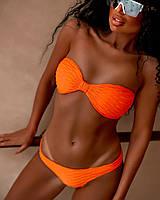 Оригінальний роздільний купальник жіночий помаранчевий (3 кольори) ВШ/-5301