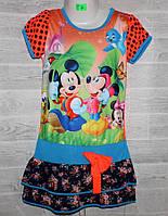 """Плаття літнє дитяче на дівчинку 110-134см (мікс цв) """"Fashion Kids"""" купити недорого від прямого постачальника"""