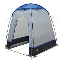 Палатка High Peak Lido Light Grey/Dark Grey/Blue (14012)