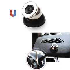 Автомобильный держатель Магнитный Attract-1 3D крепление на панель, для телефона