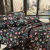 Бязевый комплект постельного белья размер семейный