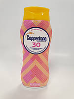Солнцезащитный лосьон Coppertone SPF 30+, 237мл
