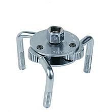 """Съемник масляного фильтра """"краб"""" 65 мм -110 мм (FORCE 61904)"""