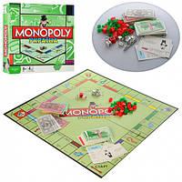 Економічна гра Bambi Монополія Україна (6123UA)