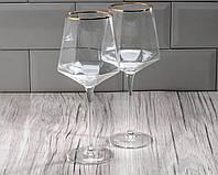 """Набор бокалов для вина """"Диамант"""" 520 мл, 2 шт."""