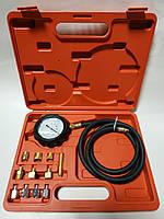 Тестер давления масла в двигателе и АКПП, 12 предм. (Т-5041) Alloid