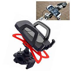 Велосипедный держатель смартфона Brum BM-016 крепление на руль велосипеда, для телефона